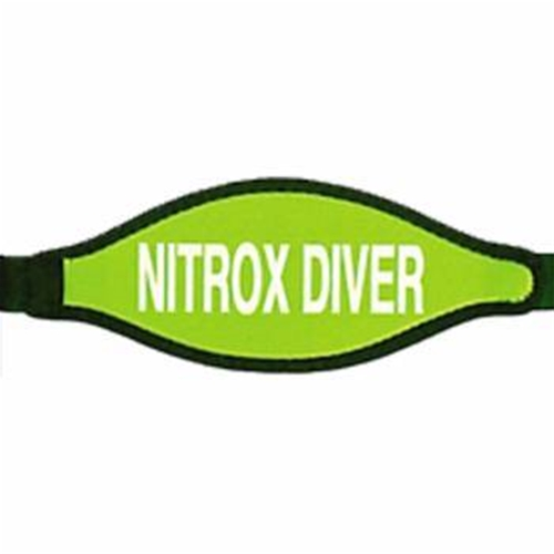 Trident Nitrox Diver Soft Mask Strap