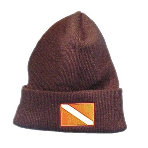 Trident Dive Flag Knit Head Warmer