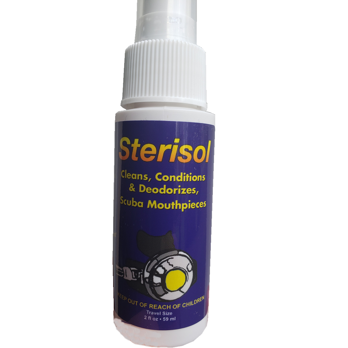 Trident Sterisol Germicide 2-ounce Spray Bottle