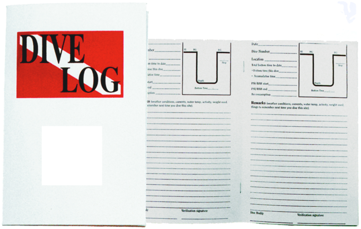 Innovative 60 Page Standard Log Book