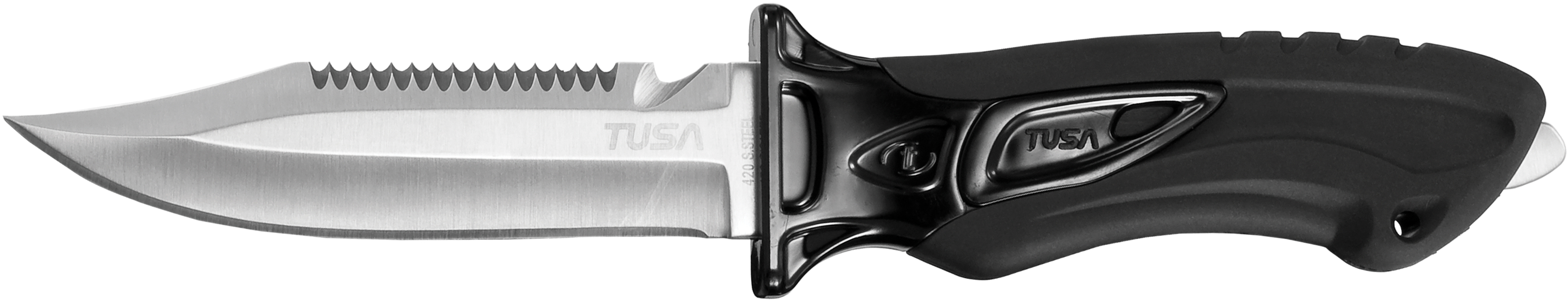 TUSA X-Pert II Drop Point Knife