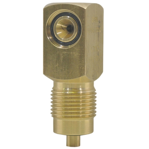 Din Valve to Yoke Scuba Tank Filler Adapter