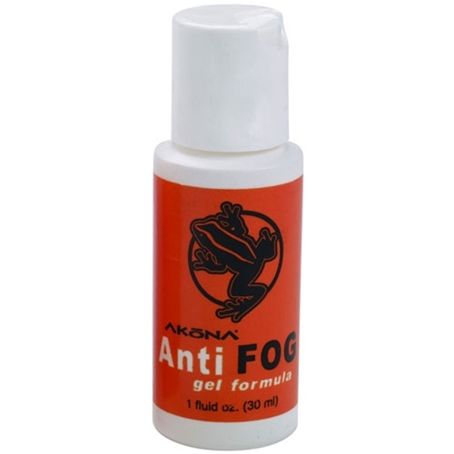 Akona Mask Anti Fog Gel Bottle
