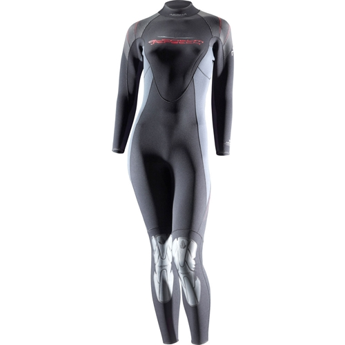 Akona 3mm Quantum Stretch Women's Fullsuit