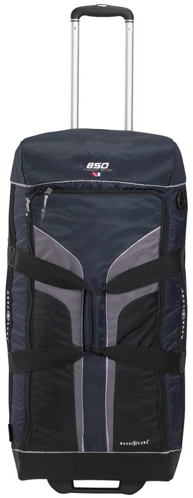 Deep See by Aqua Lung Traveler 850- Roller Duffle Bag