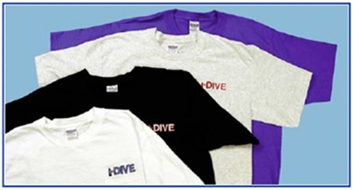 Trident I-Dive Pocket T-Shirts