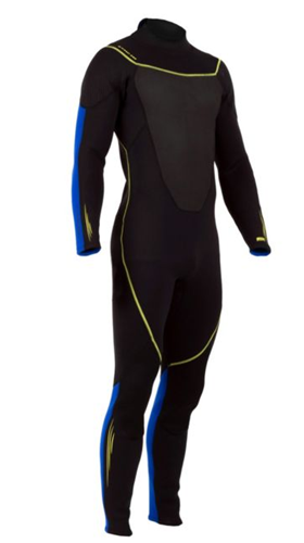 Deep See by Aqua Lung Men's 3mm High Value Wetsuit