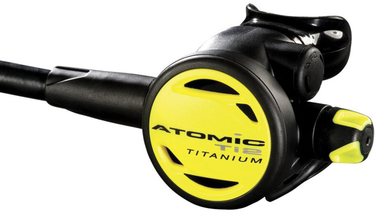 Atomic Aquatics TI2 Second Stage Octo