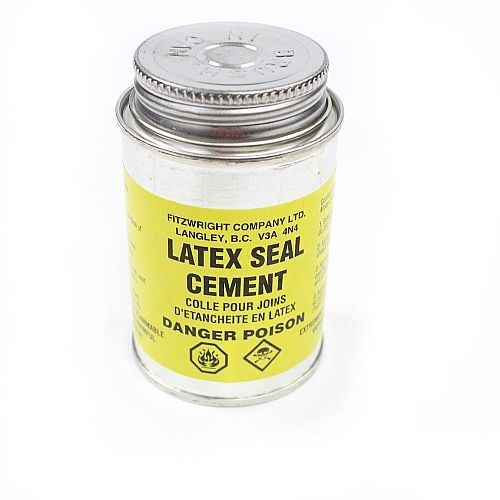 Bare Drysuit Latex Seal Cement (4 oz)