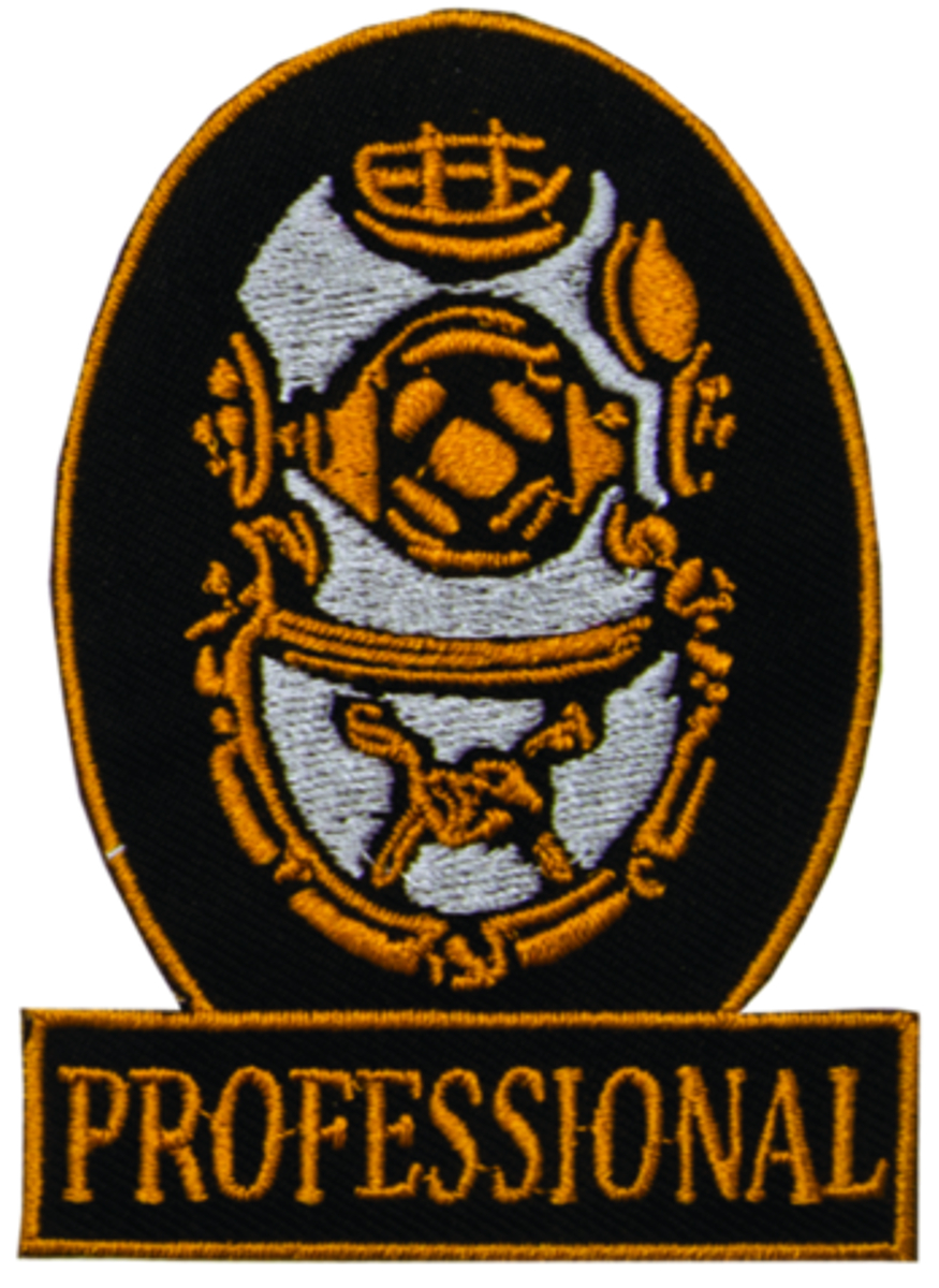Innovative Emroidered Professional Patch