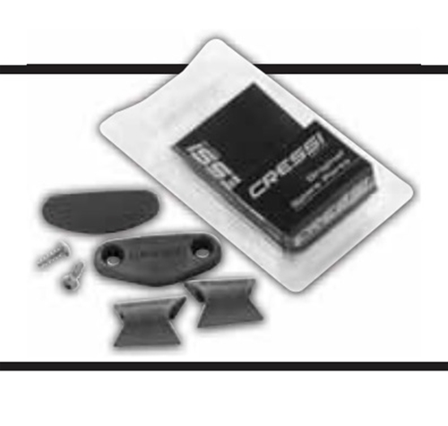 Cressi Gara Modular Fins Assembly Kit
