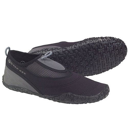 Deep See by Aqua Lung Children's Beachwalker 2mm Pull-on Dive Shoe