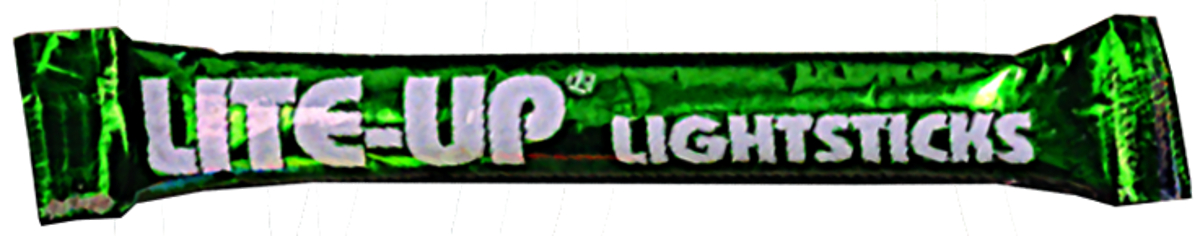 "Innovative 4"" Chemical Light Glo Sticks"