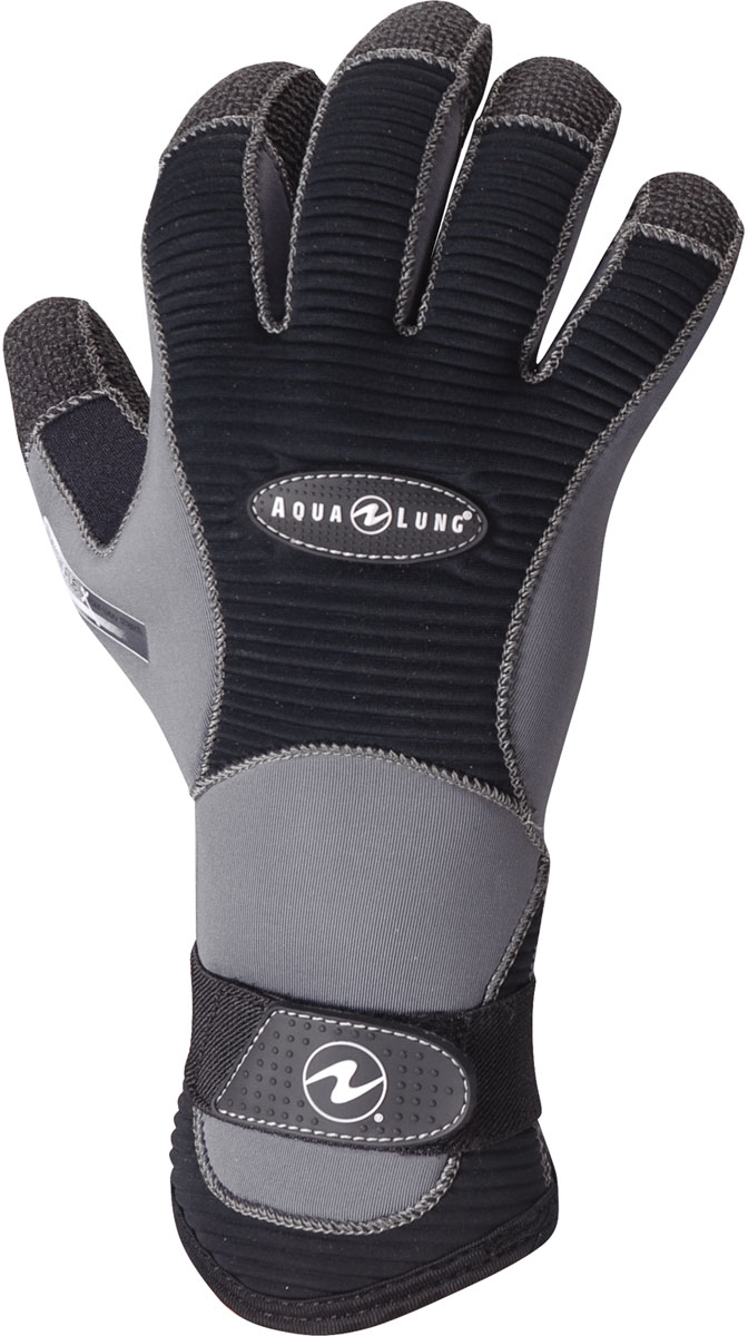 AquaLung 5mm Men's Aleautian Kevlar Dive Gloves