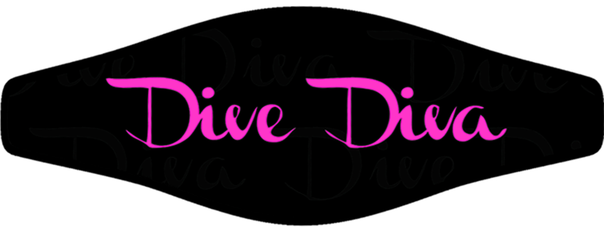 Innovative Dive Diva Neoprene EZ Strap Wrapper