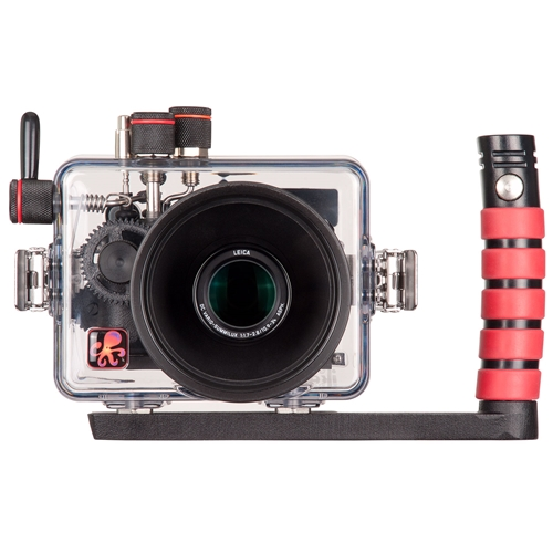 Ikelite TTL Underwater Housing for Panasonic Lumix LX100, Leica D-Lux