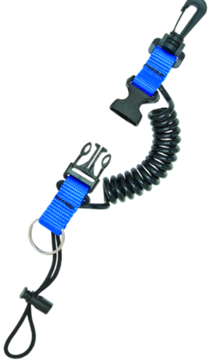 Innovative Mini Snappy Coils Plastic Swivel Clip