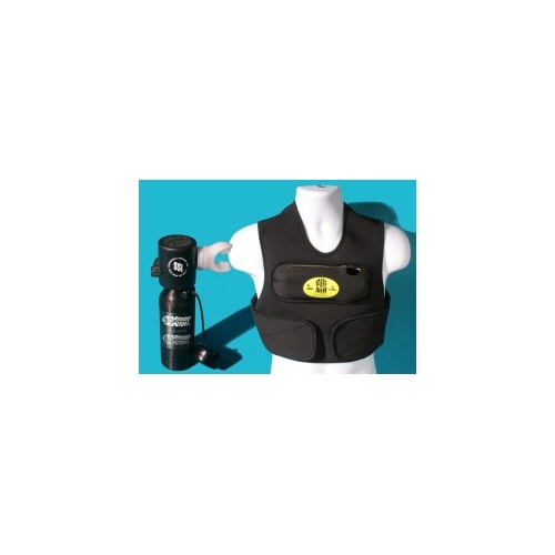 IST 170PKX Spare Air Xtreme Vest Package