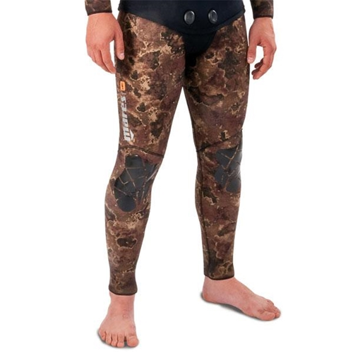 Mares Pure Instinct 7mm Brown Camo Pants