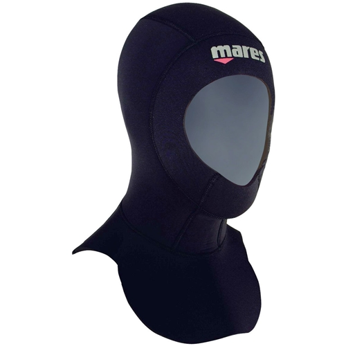 Mares Flexa 5mm Mens Scuba Diving Hood w/Bib