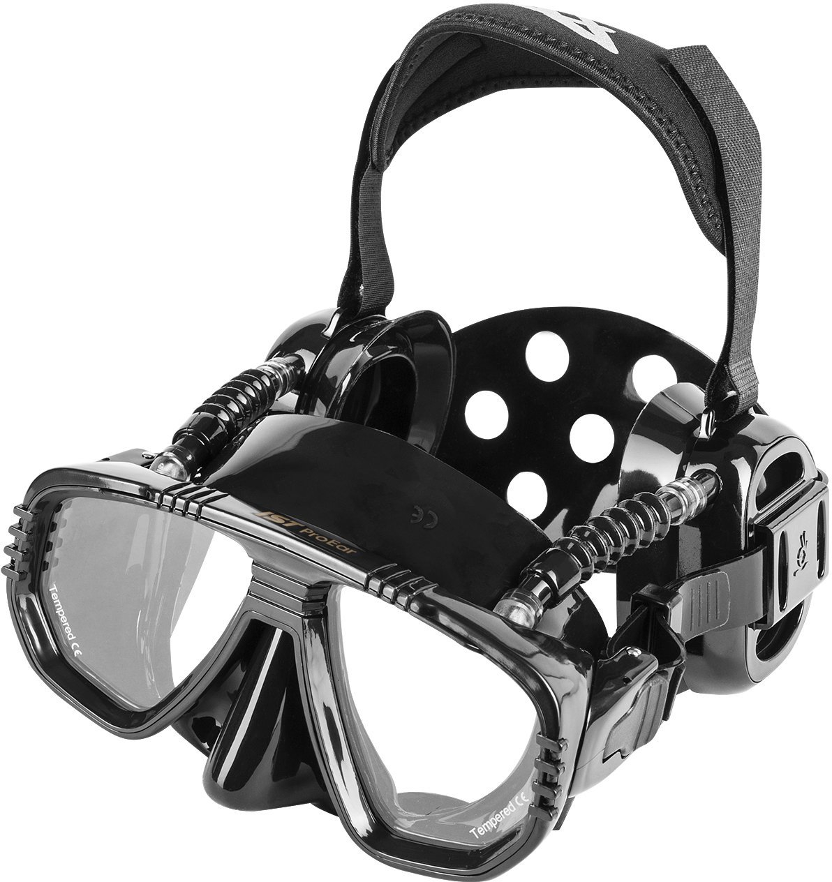 IST Pro Ear 2000 Sealed Diving Mask