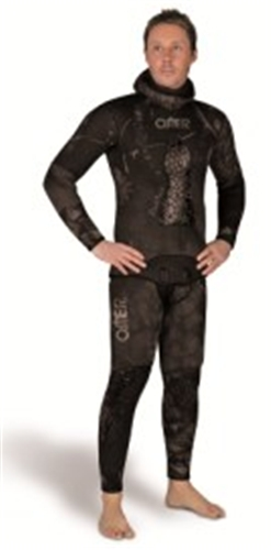 Omer 5mm  Blackmoon 3D Wetsuit High Waist Pants ONLY