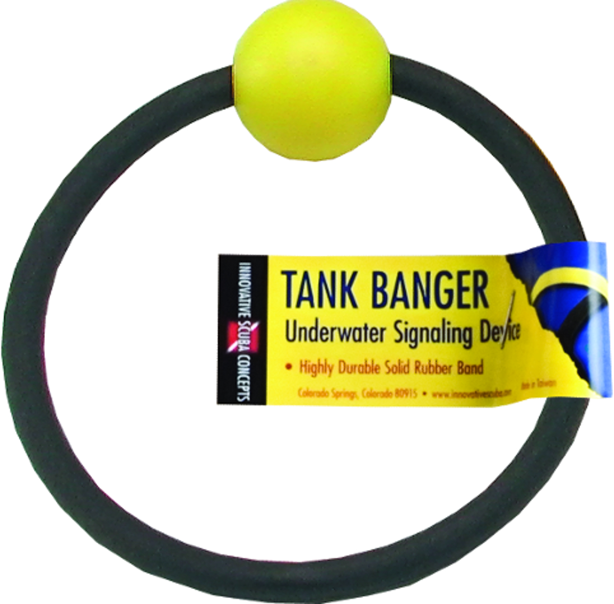 Innovative Colored Tank Bangers
