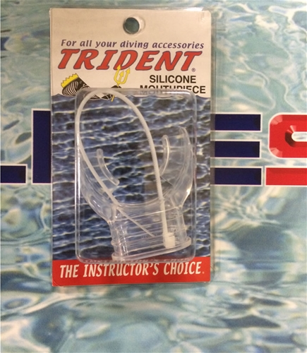Trident Silicone Standard Mouthpiece