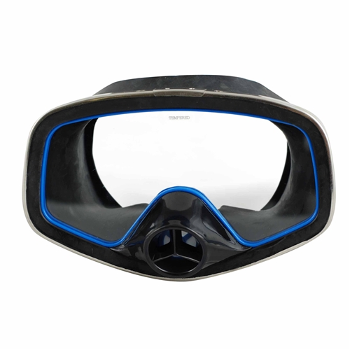 Scuba Max Patriot Single Window Dive Mask