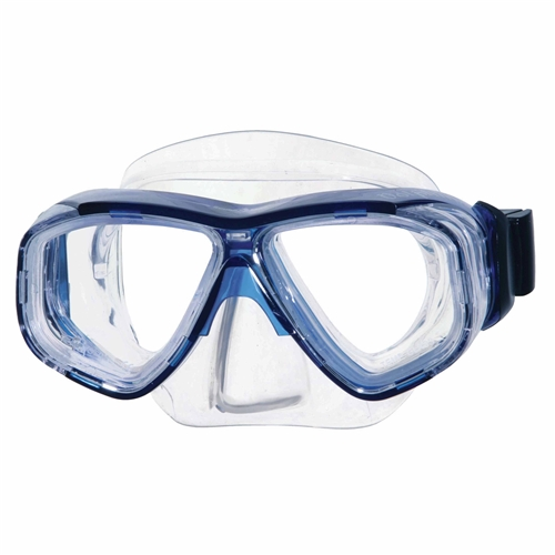Scuba Max Dolphin Four Window Kids Dive Mask