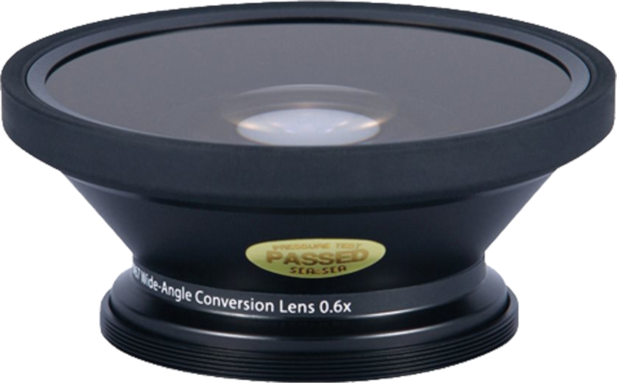 Sea & Sea M67 Wide-angle Conversion Lens 0.6x