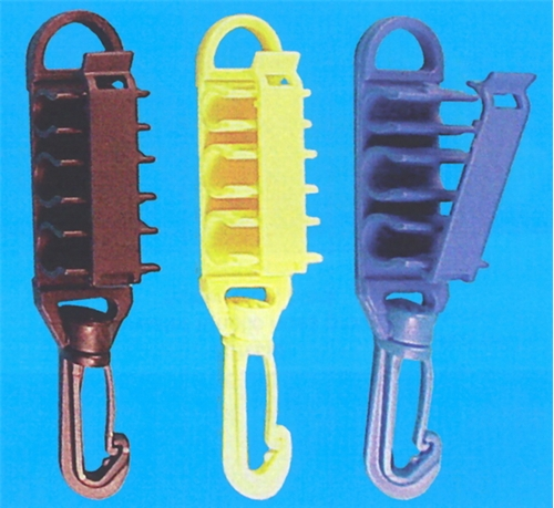 Trident Locking Air Hose Holder With Clip
