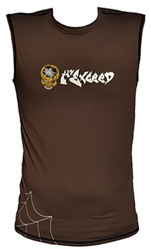 Exceed Eternity Men's Sleeveless Rash Guard