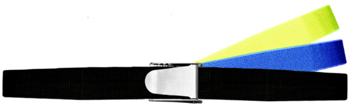 Innovative 60 in. Weight Belt with Stainless Steel Buckle