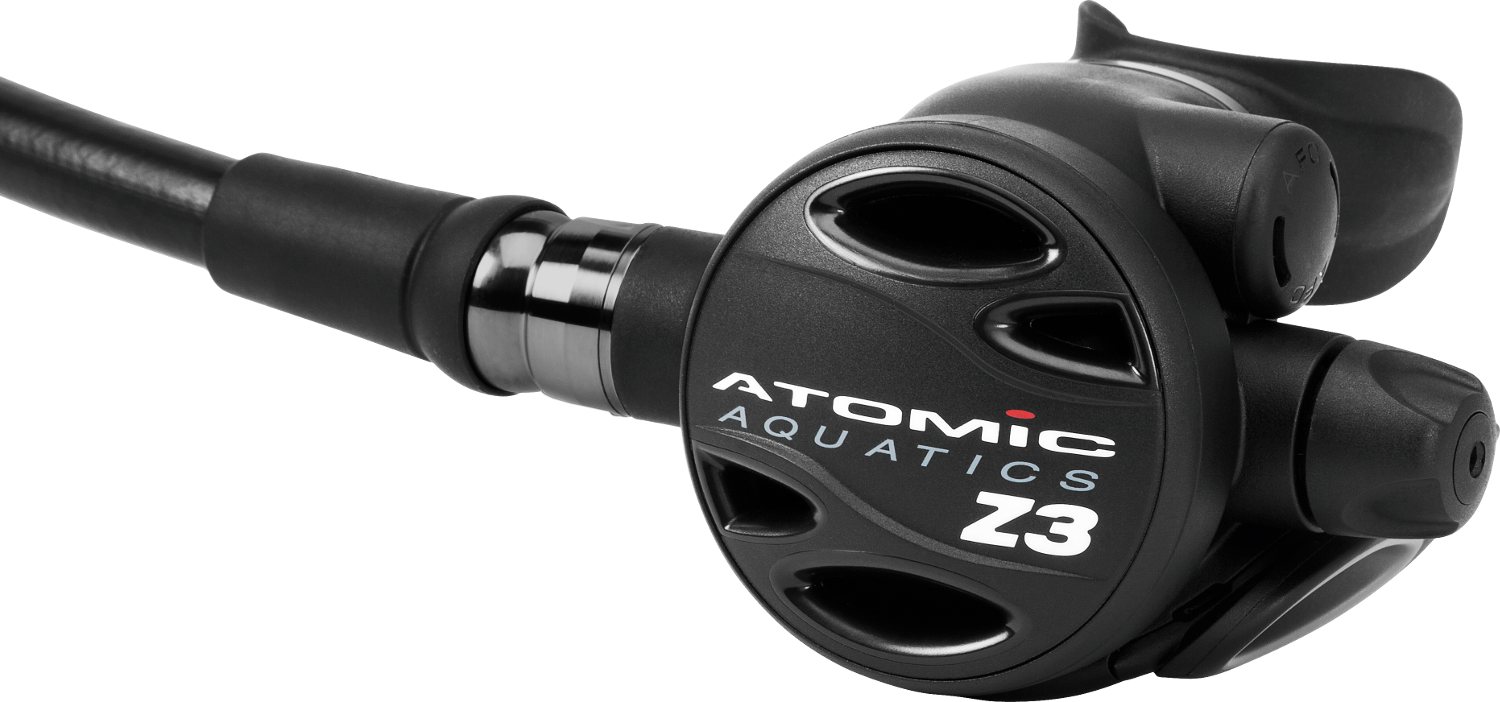 Atomic Aquatics Z3 Second Stage Octo