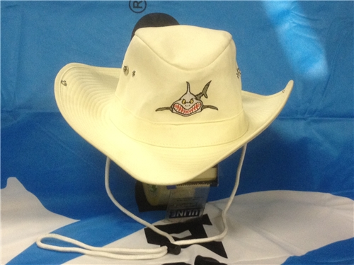 Outback Snap Brim Sharky Sun Protection Hat