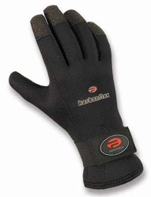 Pinnacle Merino-Karbonflex 4mm Scuba Dive Gloves