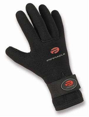 Pinnacle NEO 5  /  5mm Five Finger Diving Gloves