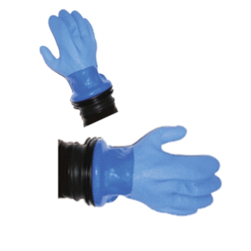 Pinnacle Dry Gloves Only (Must Have Docking Ring)