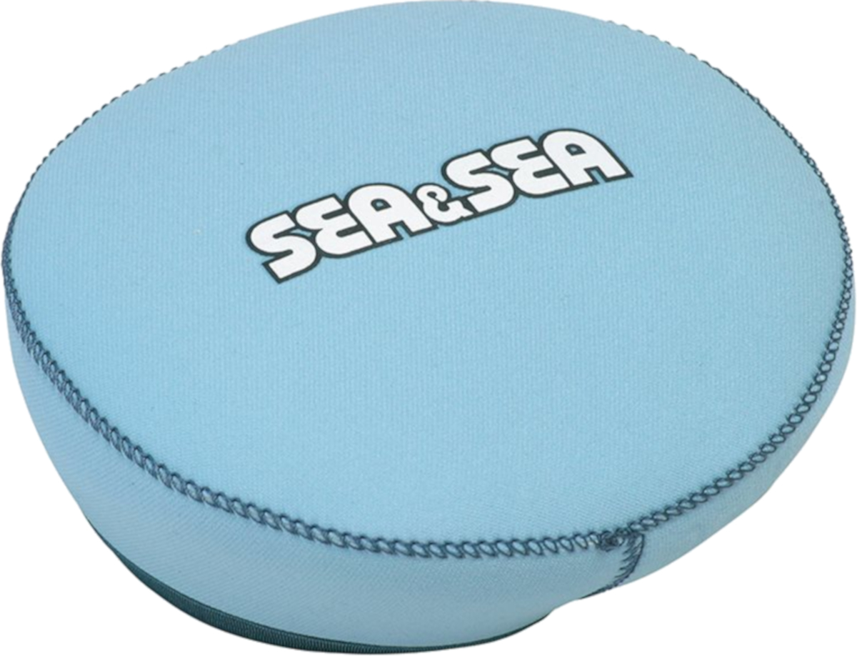 Sea & Sea Neoprene Wide Port Cover