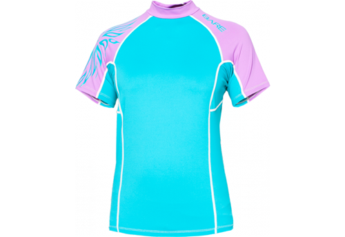 Bare Womens Short Sleeve Sunguard