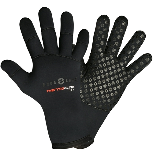 Deep See by Aqua Lung 3mm Men's Thermocline Flex Gloves