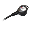 Apeks 360 BAR Pressure Gauge With Compass