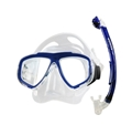 Tilos Oracle Dry Snorkel and Fantasia Dual Lens Mask