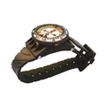 Trident Side View Wrist Compass with Hose Mount