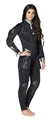 Waterproof SD Combat 7mm Women's Semi Dry Full Wetsuit