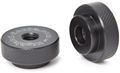 "XS Scuba 5/16"" Delrin Speed Nuts (Pair)"