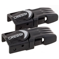 Cressi Frog/Master Frog/Pro Light Replacement Buckles (Pair)