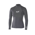 Xcel Women's Long Sleeve Premium Tight-Fit 6 Ounce Rashguard