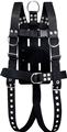 Dolphin Tech by IST HHBP-III Commercial Diving Harness